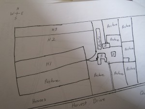 An example of the maps I've been using this summer.