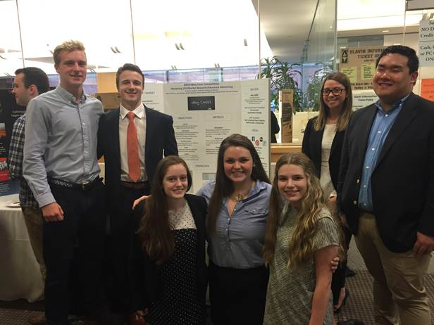 American Marketing Association Collegiate Case Competition Team