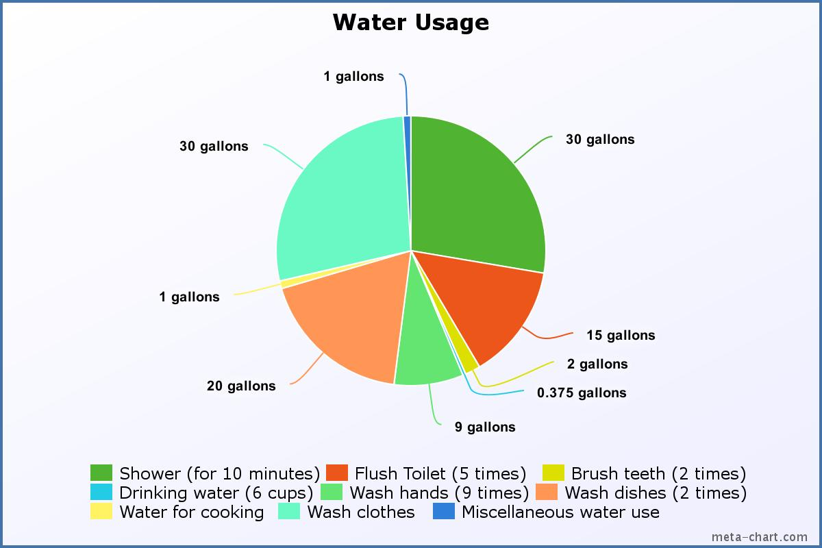 M04 geog 30 our perspectives page 4 living on two gallons of water for a day was nearly impossible for me i put my two gallons of water towards drinking washing my hands and flushing the geenschuldenfo Images