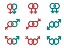 male-female-symbols-gender-signs-vector-two-colors-48979320