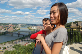 Greater Allegheny Students in Pittsburgh