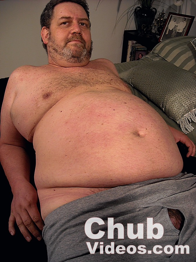 Old Chubby Gay Daddy