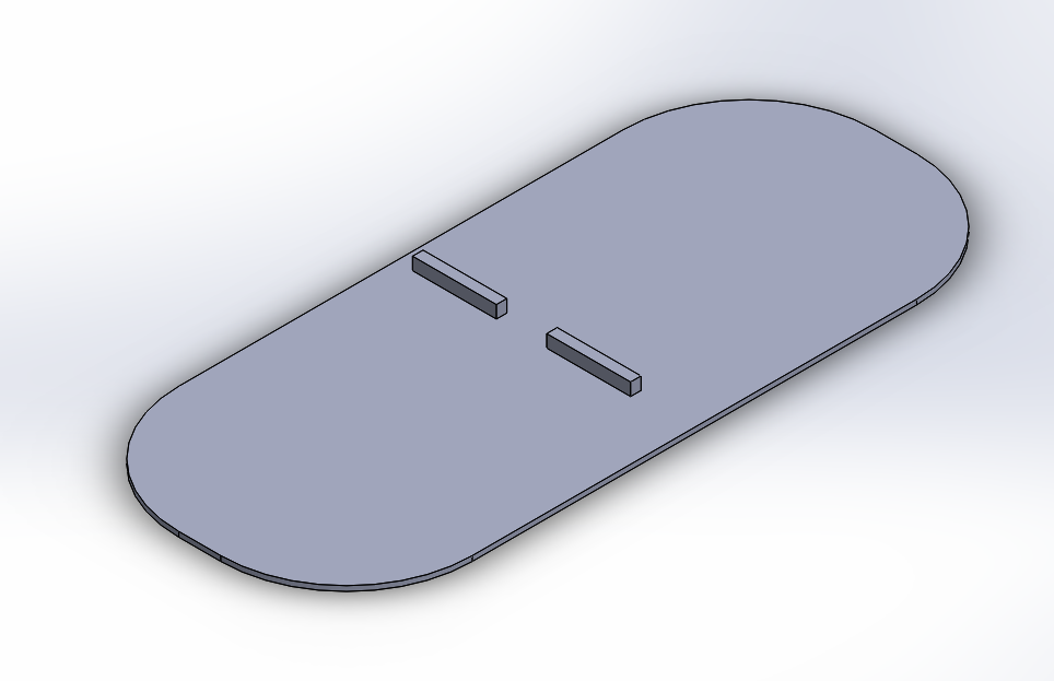 Rounded Rectangular tail