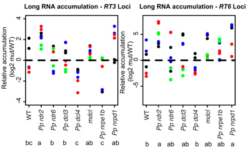 Figure 7D from our recent paper (Coruh et al. 2015 Plant Cell doi: 10.1105/tpc.15.00228) .. note avoidance of barchart!