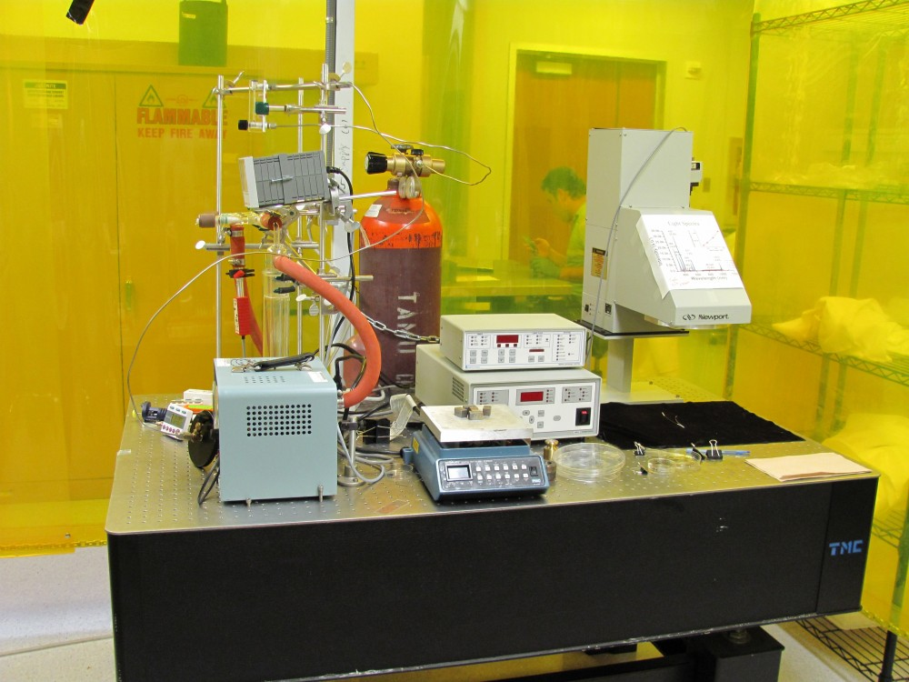 Lithography light source and Plasma Cleaner