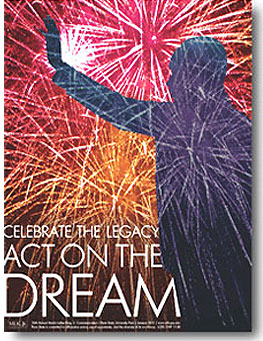 """Theme: """"Celebrate the Legacy, Act on the Dream."""""""