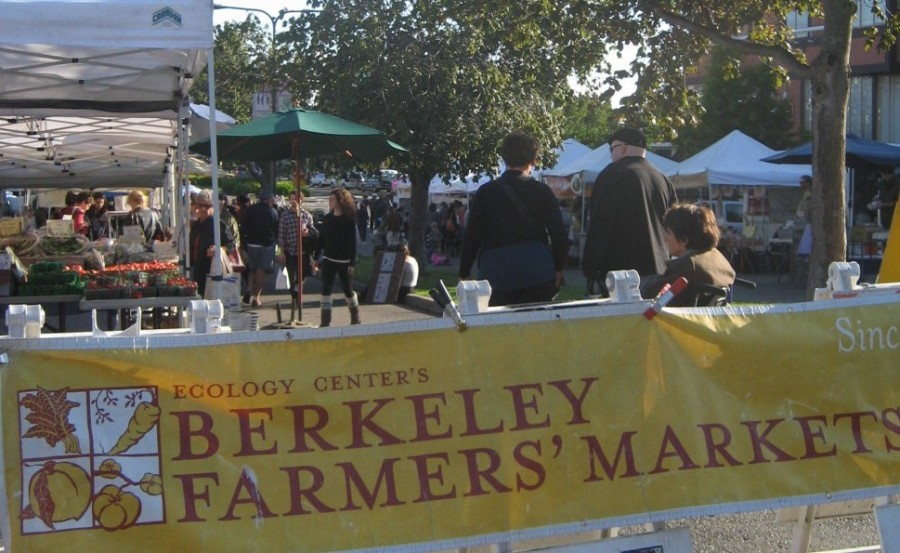 North Berkeley Farmer's Market
