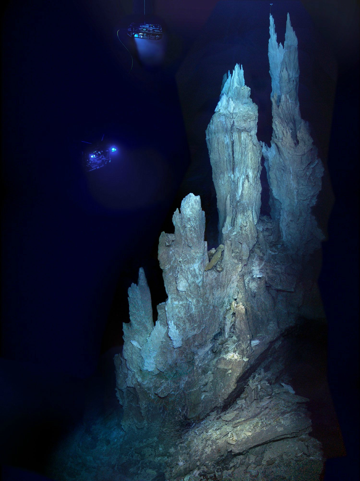 Lost City Hydrothermal Field